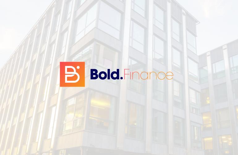 Bold Finance recebe aporte de R$ 5 milhões para acelerar a antecipação de aluguel